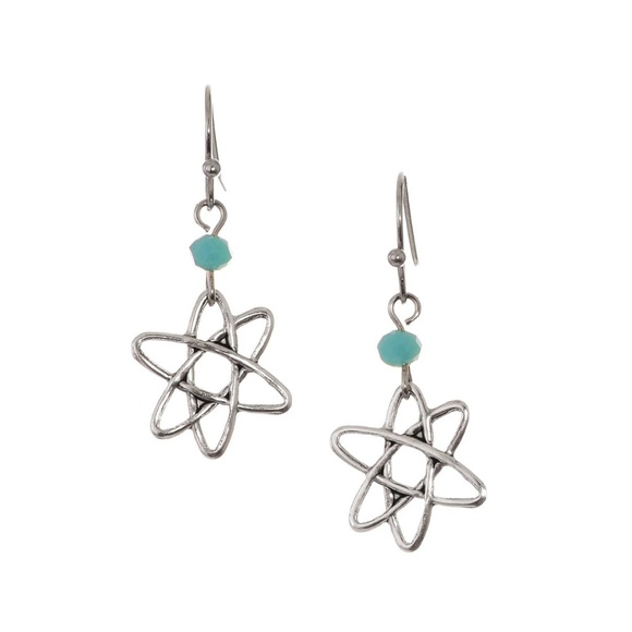 Awesomely Atomic Earrings
